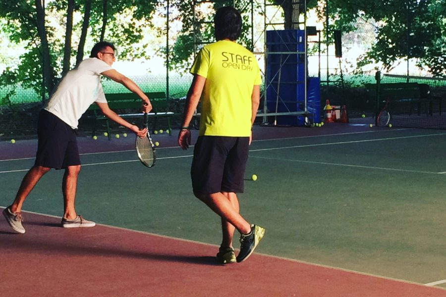 VallaSportsCamp-tennis sport e divertimento